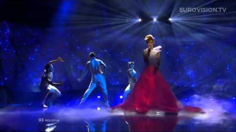 Aliona Moon - O Mie (Moldova) - LIVE - 2013 Grand Final