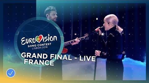 Madame Monsieur - Mercy - France - LIVE - Grand Final - Eurovision 2018