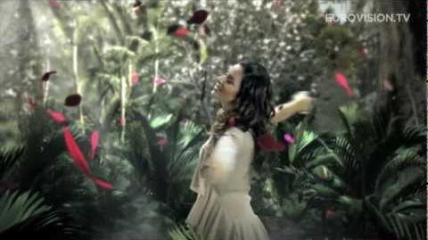 Zlata Ognevich - Gravity (Ukraine) 2013 Eurovision Song Contest