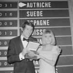 300px-Eurovision Song Contest 1966 - Udo Jürgens & France Gall 2