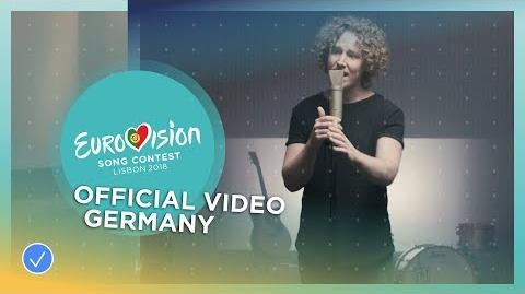Michael Schulte - You Let Me Walk Alone - Germany - Official Music Video - Eurovision 2018
