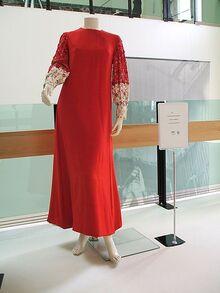Lenny Kuhr 1969 Eurovision dress