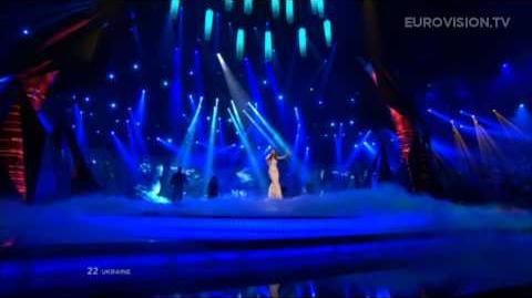 Zlata Ognevich - Gravity (Ukraine) - LIVE - 2013 Grand Final