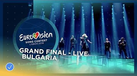EQUINOX - Bones - Bulgaria - LIVE - Grand Final - Eurovision 2018