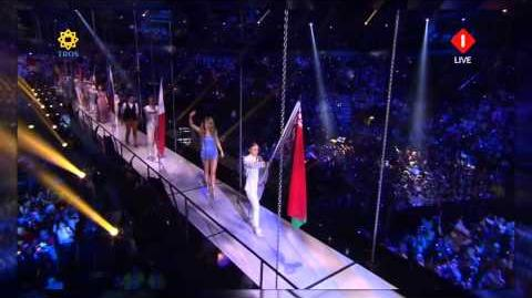Avicii, ABBA's Benny & Björn - We Write The Story (Eurovision 2013)