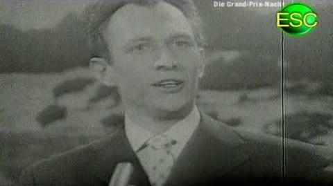 ESC 1957 05 - Austria - Bob Martin - Wohin, Kleines Pony?