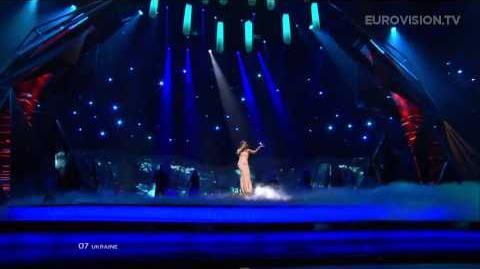 Zlata Ognevich - Gravity (Ukraine) - LIVE - 2013 Semi-Final (1)