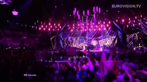 Krista Siegfrids - Marry Me (Finland) - LIVE - 2013 Semi-Final (2)