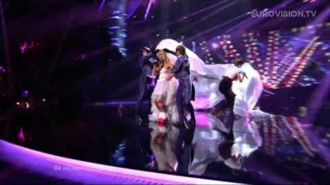 Krista Siegfrids - Marry Me (Finland) - LIVE - 2013 Grand Final