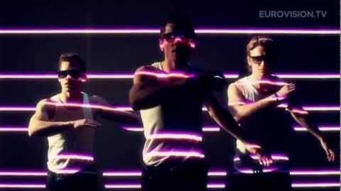 Hannah - Straight Into Love (Slovenia) 2013 Eurovision Song Contest