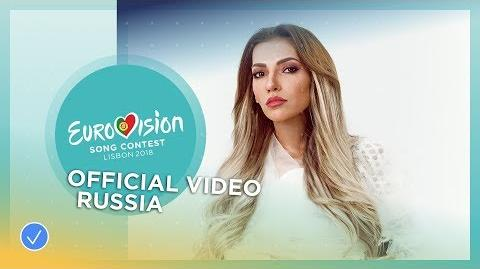 Julia Samoylova - I Won't Break - Russia - Official Music Video - Eurovision 2018