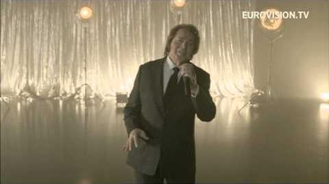 Engelbert Humperdinck - Love Will Set You Free (United Kingdom) 2012 Eurovision Song Contest