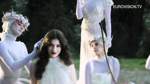 Ivi Adamou - La La Love (Cyprus) 2012 Eurovision Song Contest Official Preview Video