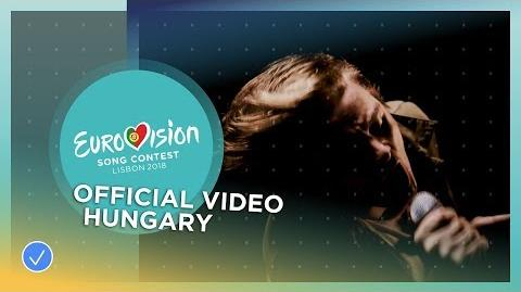AWS - Viszlát Nyár - Hungary - Official Music Video - Eurovision 2018