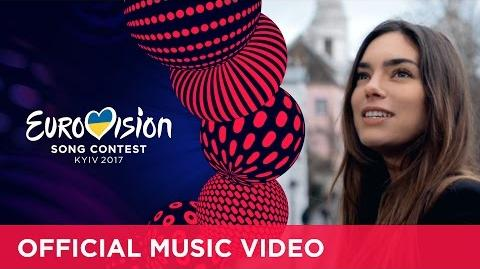 Alma - Requiem (France) Eurovision 2017 - Official Music Video