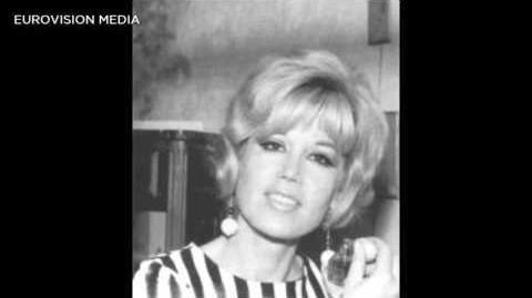 Mathé Altéry - Le temps perdu (France) - LIVE Eurovision 1956 Grand Final