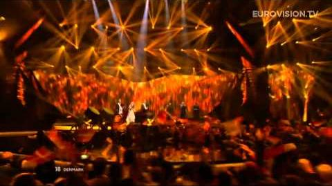 Emmelie de Forest - Only Teardrops (Denmark) - LIVE - 2013 Grand Final-0