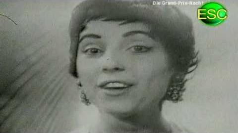 ESC 1957 Winner Reprise - Netherlands - Corry Brokken - Net Als Toen