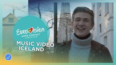 Ari Ólafsson - Our Choice - Iceland - Official Music Video - Eurovision 2018