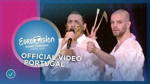 Conan Osíris - Telemóveis - Portugal 🇵🇹 - Official Video - Eurovision 2019