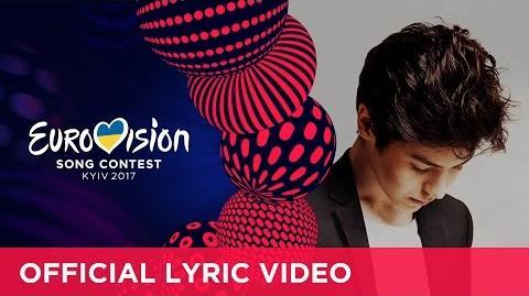 Kristian Kostov - Beautiful Mess (Bulgaria) Eurovision 2017 - Official Lyric Video