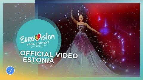 Elina Nechayeva - La Forza - Estonia - Official Video - Eurovision 2018