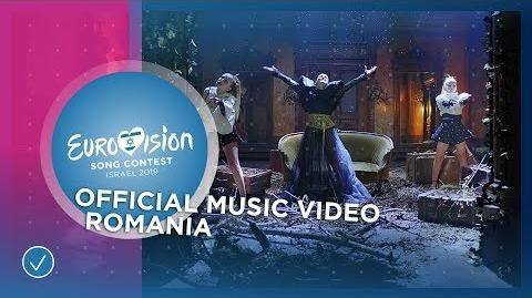 Ester Peony - On A Sunday - Romania 🇷🇴 - Official Music Video - Eurovision 2019