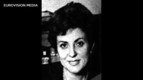 Tonina Torrielli - Amami se vuoi (Italy) - LIVE Eurovision 1956 Grand Final