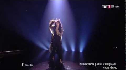 "WINNER of EUROVISION 2012 - LOREEN - SWEDEN ""Euphoria"" ПОБЕДИТЕЛЬ Евровидения"