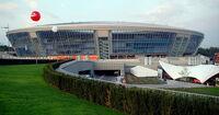 Donbass Arena open