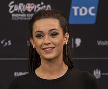 Mariya Yaremchuk, ESC2014 Meet & Greet 01 (crop)