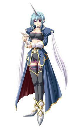Amdusias - Battle Goddess Verita