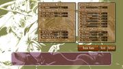 Kamidori - second game settings