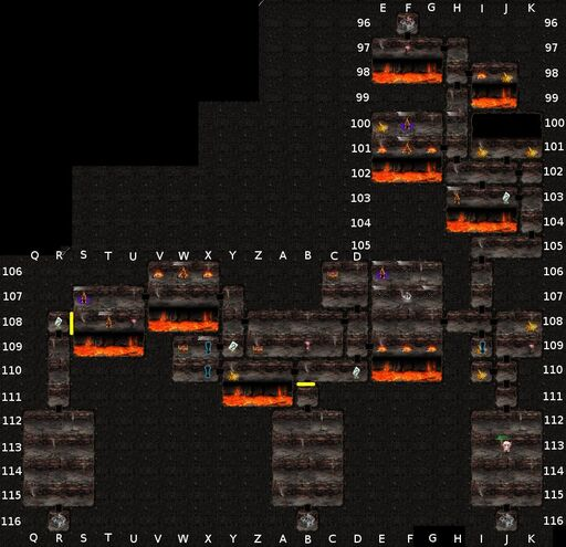 Princess Hunting Dungeon Meister-03-01 map