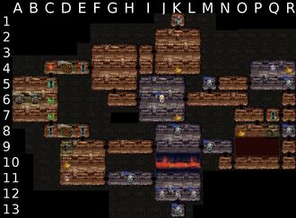 Princess Hunting Dungeon Meister-04-03 map