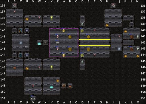 Princess Hunting Dungeon Meister-03-03 map