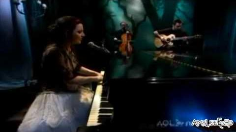 Evanescence - All That I m Living For (Live @ AOL Music Sessions 2006)HD