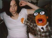 Amy Muppets 2009