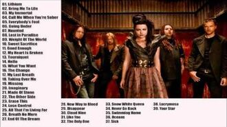 Evanescence - Greatest Hits (The Best Songs)