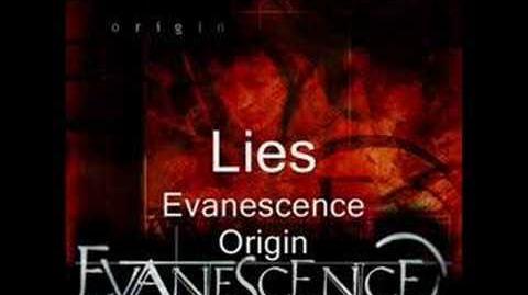 Evanescence - Origin - Lies