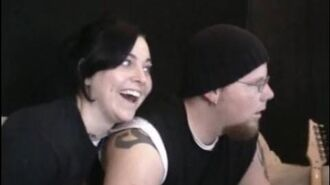 Evanescence - Making of Fallen