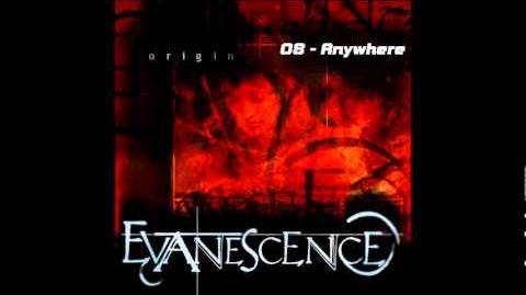 Album Evanescence - Origin