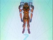 Evangelion Unit-00 Activation Test