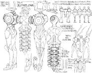 Eva 44B - Ikuto Yamashita Twitter Concept Art 1