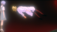 Ritsuko dies