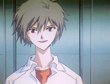 "Neon Genesis Evangelion: Kaworu Nagisa- Tabris"" Canvas Prints by ..."