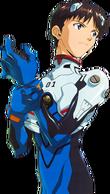 Shinji (Plug Suit)