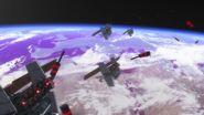 Evangelion 2.0 You Can (Not) Advance Bombas en el espacio