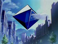 Ramiel sobre Tokio 3 episodio 6