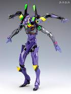 EVA-13 Four Arms Front